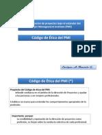 PMI-Codigo de Etica