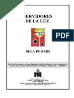 Powers, Rhea - Servidores de La Luz