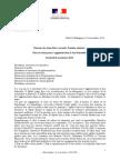 Discours de Jean-marc Ayrault Premier Ministre - Plan Daction Pour Marseille
