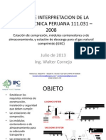 NORMA TÉCNICA 111-031  analisis e interpretacion_13072013