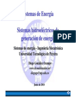 Sistem as de Generac i on Hid Ro Electric A