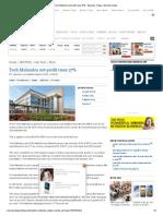 Tech Mahindra net profit rises 27% - Business Today - Business News.pdf