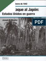 10.- Contraataque al Japón los EEUU en guerra - Guadalcanal, febrero de 1942