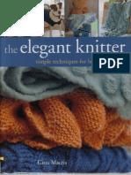 The Elegant Knitter.pdf