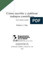 Cómo escribir y publicar trabajos científicos de R. Day