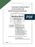 2 Operatoria Dental I