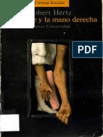 Hertz Robert- La Muerte y La Mano Derecha