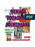 Semana Vocacional Agustinos