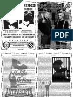 Tropel Das Ruas Zine 2-Imprimir Frente e Verso