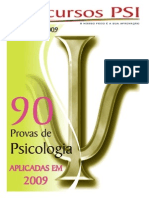 Volume 3 - Edi o Especial 90 Provas Psi 2009 - Concursos Federais