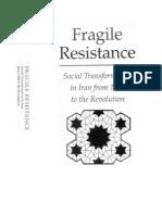 Fragile Resistance