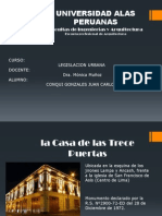 Casa de Las Trece Puertas - Centro Histórico de Lima - PERU
