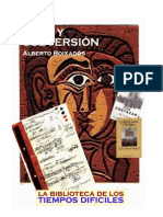 Arte y Subversión, Alberto Boixadós