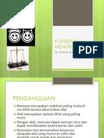 KONSEP AKAL MENURUT ISLAM.pptx