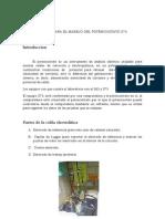 Manual Para El Manejo Del Potenciostato 273