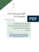 Sebelum Dan Selepas Membaca Surah Yassin