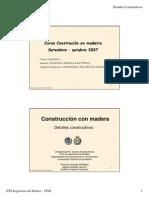 Detalles_constructivos en Madera