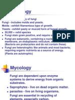 Mycology 2012