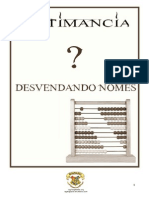 Aritmancia - Desvendando Nomes - 3º ano