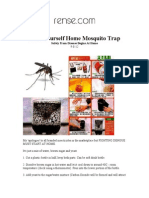 Do It Yourself Home Mosquito Trap.doc