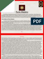 Rune MasteryV2.3