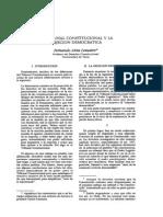 Dialnet-ElTribunalConstitucionalYLaObjecionDemocratica-2649895