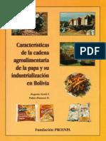 01 Caracteristicas de La Cadena Agroalimentaria de La Papa y Su Industrializacion en Bolivia