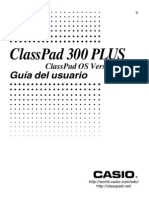 ClassPad300 plus