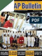 CEAP Bulletin June 2013