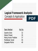 Logical Framework Analysis.pdf