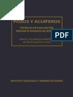 Pozos Acuiferos. Villanueva - Iglesias