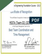 Certificate - Team 3 (IIIT_Project Management Week).pdf