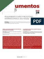China y la teoria de las relaciones internacionales mundiales.pdf