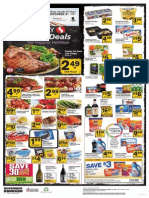 Safeway超级市场11月6日到12日优惠