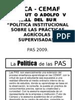 PAFS 2009-1