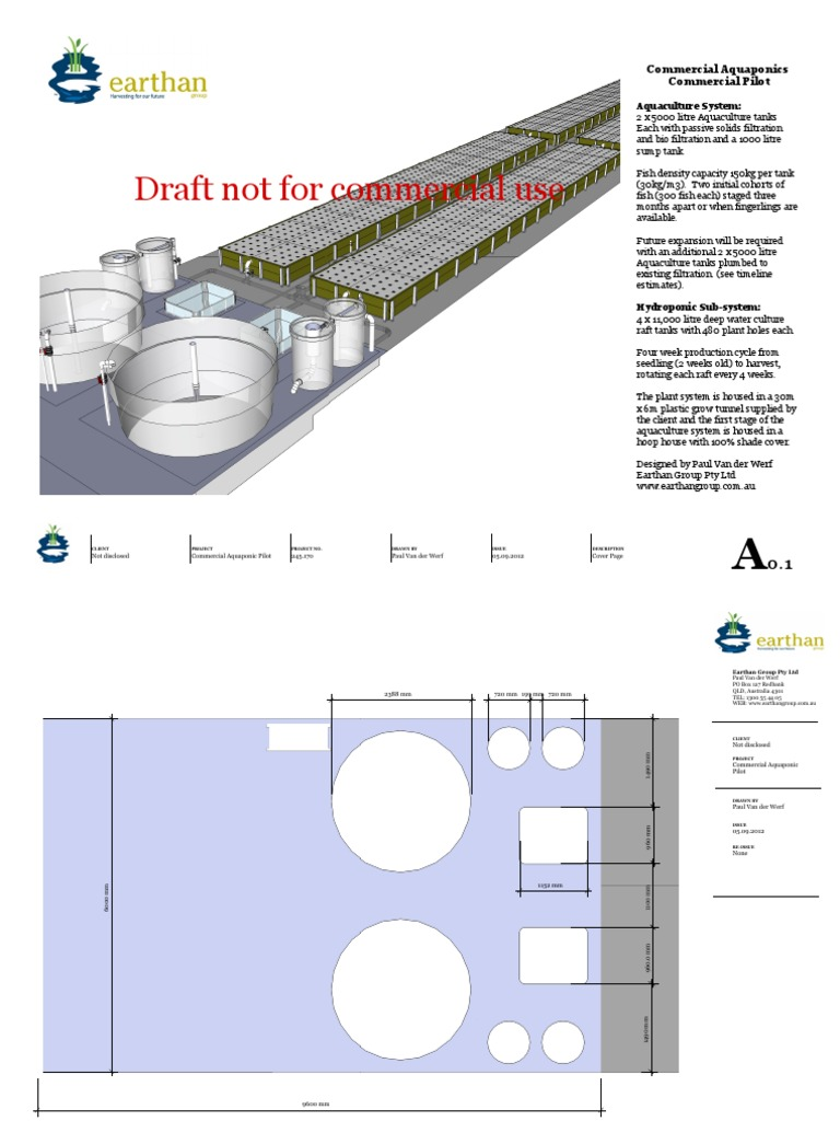 earthangroup-commercial-aquaponics-pilot-draft pdf