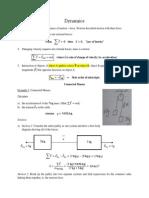 Dynamics.docx