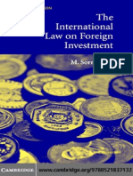 Sornarajah on The International Law on Foreign Investment.pdf