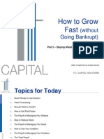 How to Grow Without Bankruptcy - 1107-Pt2 - V4
