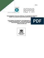 HSE Dosimetry  .pdf