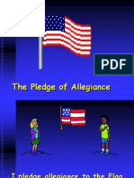 Powerpoint - Pledge