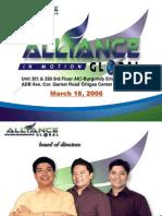 aim global presentation - copy 2