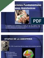 PLANOS ANESTESICOS COMPLETAS