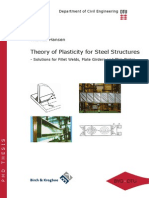 Theory of Plasticity for Steel Structures