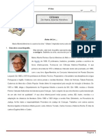 Ficha de Leitura - Ulisses