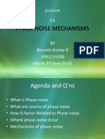 Phase Noise Mechanisms