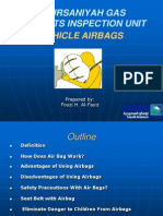 Vehicle Airbag - Saudi