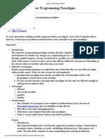 Major programming paradigms.pdf
