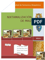 Informe Nixtamalizacion