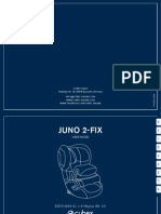 Инструкция для Cybex Juno 2-Fix (User Guide)